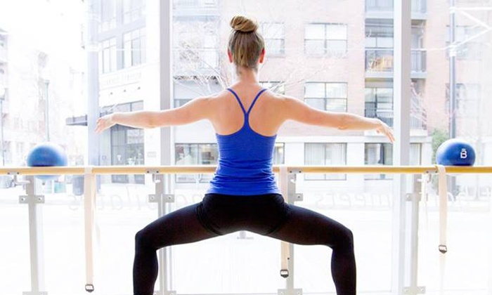 Barre3 - Winter Park: Five Barre Fitness Classes or One Month of Unlimited Barre Fitness Classes at Barre3 (Up to 51% Off)