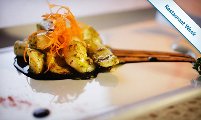Bocaito Spanish Cuisine - Coral Way: Tapas Dinner with Sangria for Two or Four at Bocaito Spanish Cuisine (Up to 52% Off)