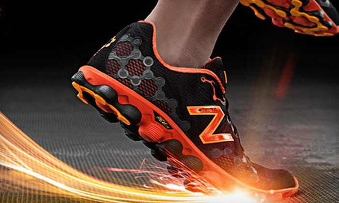 New Balance of Philadelphia & South Jersey - Multiple Locations: $25 for $50 Worth of Athletic Shoes, Apparel, and Accessories at New Balance of Philadelphia & South Jersey