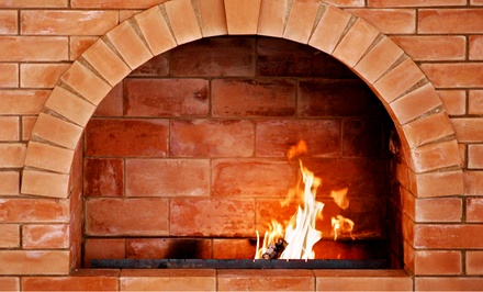 $65 for a Chimney Cleaning and Inspection from Nature's Own Chimney Cleaning and Repair ($150 Value)