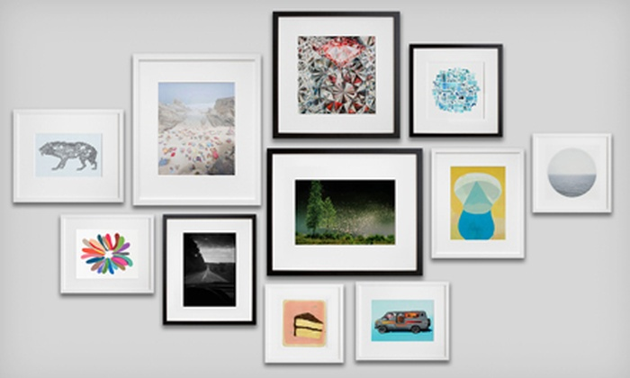 20x200: Art Prints and Framing from 20x200 (Half Off). Two Options Available.