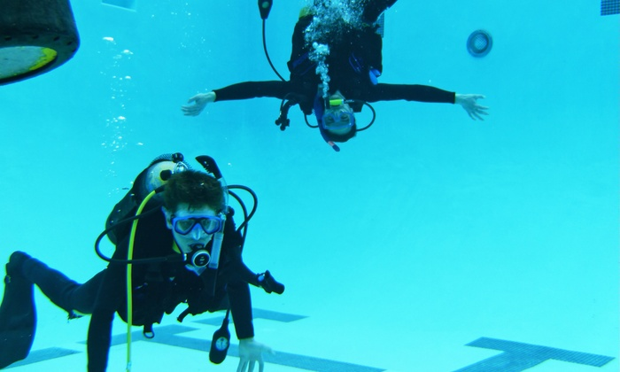 Harbor Dive Center - Harbor Dive Center: Discover Scuba Diving Experience for One or Two from Harbor Dive Center (Up to 51% Off)
