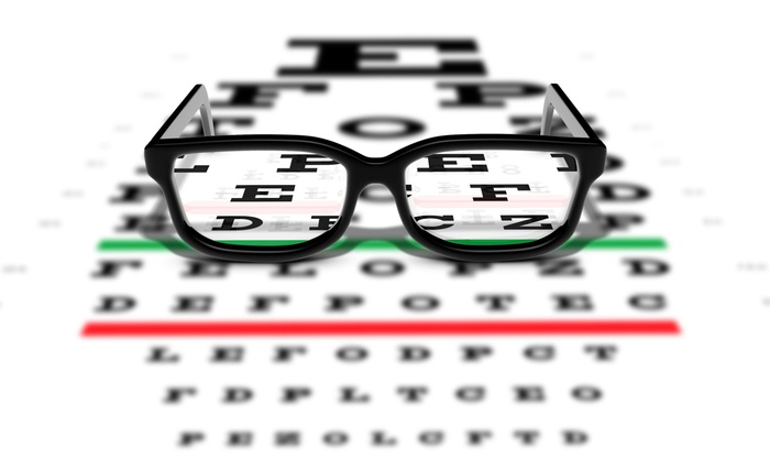 Pomona Target Optometry - Pomona: One or Two Eye Exams at Pomona Target Optometry (Up to 64% Off)
