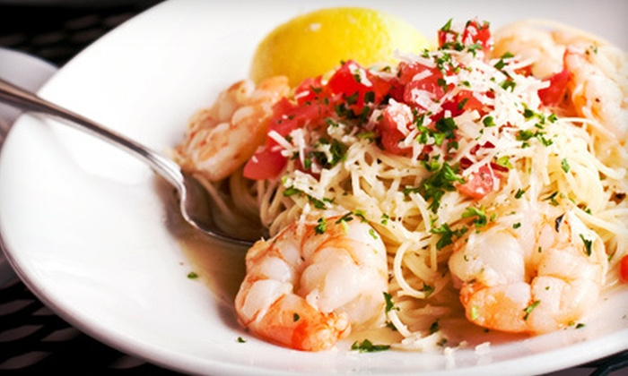 Tuscany Flame - Totowa: Four-Course Italian Dinner for Two or Four at Tuscany Flame (Up to 67% Off)