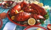 Loco Tapas & Wine Bar - Boston: At-Home Clambake for 10 or 20 from Loco Tapas & Wine Bar (Half Off)