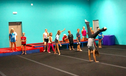 Four Weeks of Unlimited Dance Classes at Prima Dance & Tumbling (65% Off)