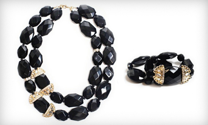 Lydell NYC: Jewelry from Lydell NYC (Up to 60% Off). Two Options Available.