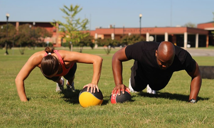 Cargo Fitness - Multiple Locations: 10 or 20 Boot-Camp Classes at Cargo Fitness (Up to 85% Off)