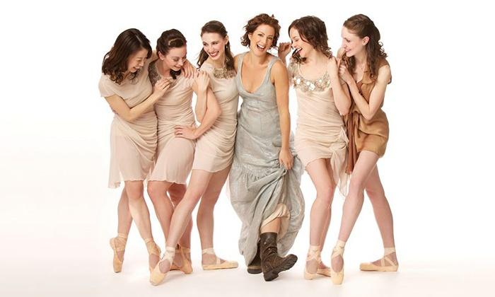 Alberta Ballet presents Fumbling Towards Ecstasy, the Sarah McLachlan Ballet  - Royce Hall: Alberta Ballet Presents Fumbling Towards Ecstasy, the Sarah McLachlan Ballet on Saturday, Jan 24 (Up to 52% Off)