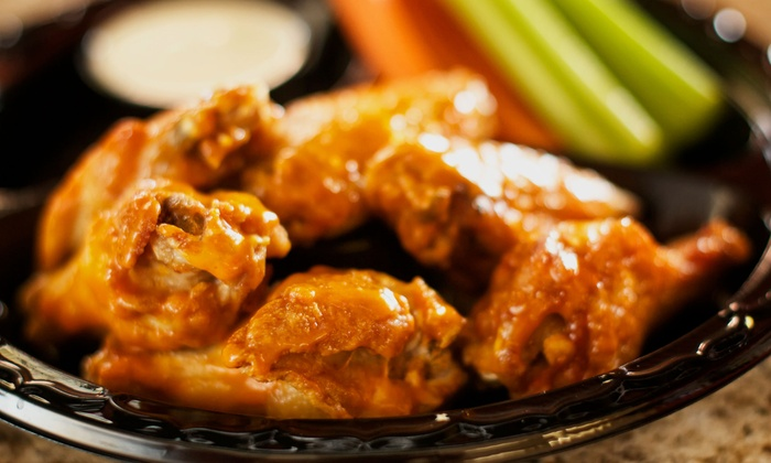 Wing Spot - Redwood Village - Rolando Park: $11 for $20 Worth of Chicken Wings — Wing Spot