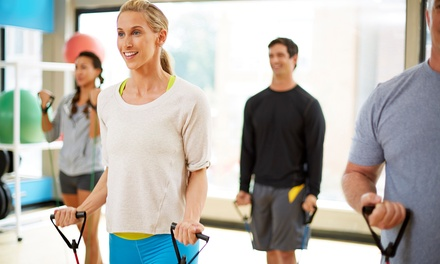 Two-Month Fitness Membership for One or Two to Maine Pines Racquet & Fitness (Up to 51% Off)