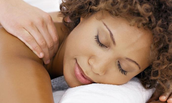 Eden Salon & Spa - Florence: 50-Minute Deep-Tissue, Swedish, or Sports Massage at Eden Salon & Spa (Up to 54% Off)