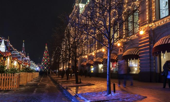 BYOB Holiday Trolley Tour - Jukebox: Gaze at Cleveland's Best Christmas Lights on a BYOB Trolley