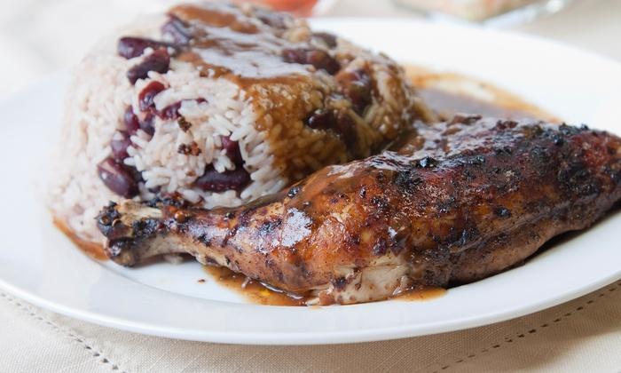 Kola Restaurant & Ultra Lounge - Farmington: African and Caribbean Meal for Two or Four at Kola Restaurant & Ultra Lounge (Up to 49% Off)