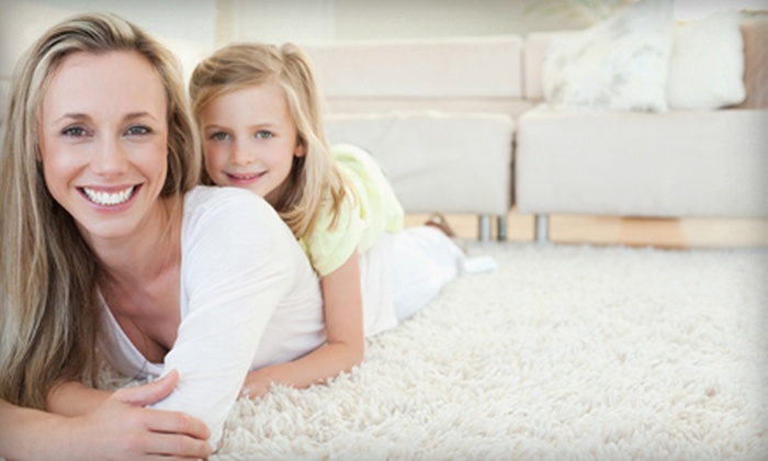 Zerorez Carpet Care - Richland VIII: $49 for Two Rooms of Carpet Cleaning with Pre-Treatment and Sanitization from Zerorez Carpet Care ($114 Value)