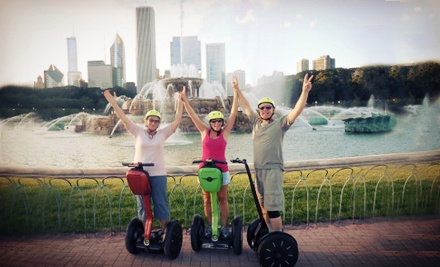 Morning or Evening Lakefront-Museum Campus Segway Tour from Chicago Segway Tour (Up to 51% Off) *