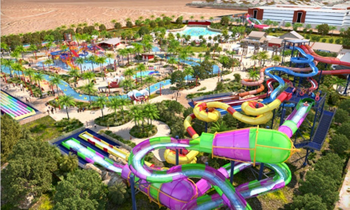 The Soggy Jog - Las Vegas: $49.99 for Entry into The Soggy Jog and Admission to Wet'n'Wild Las Vegas on Saturday, July 27 ($105 Value)