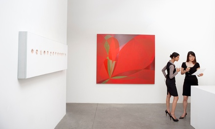 Go Gallery-Hopping with a Contemporary Art Collector