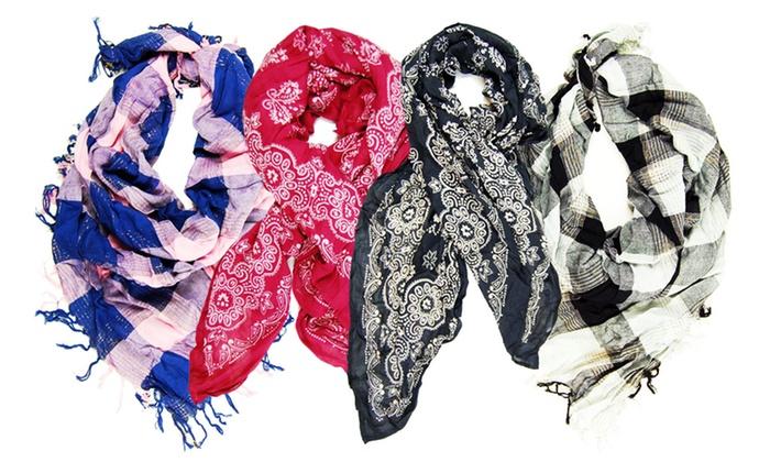 Levi Scarves Women: Levi Women's Scarf. Multiple Designs Available. Free Returns.