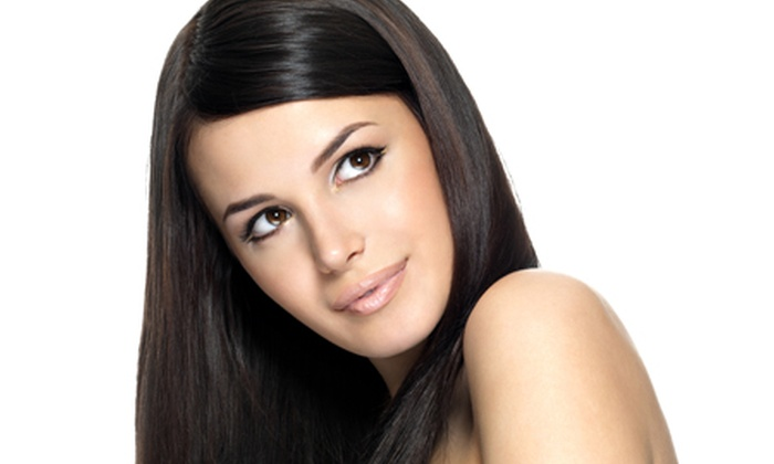 The Hair and Body Shop - La Dolce Vita Hair and Day Spa: Brazilian Blow-Wave and Cut from La Dolce Vita Hair and Day Spa