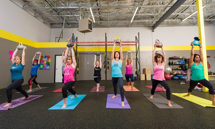 Kaia Fit North Concord - Concord: Five-Week Women's Only Core-Fitness Program at Kaia Fit North Concord (69% Off)