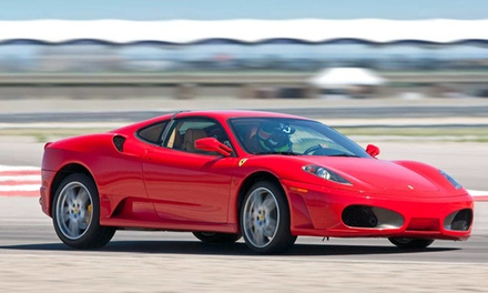 Up to 53% Off Supercar Driving at Precision Exotics