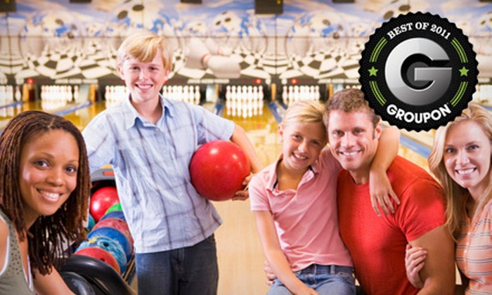Pro Bowl - Suamico: Bowling Outing for Up to Five at Pro Bowl (Up to 57% Off). Two Options Available.