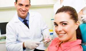 Ambulatorio odontoriatrico Dott. Sergio Albieri: Visita odontoiatrica con pulizia dei denti e otturazione