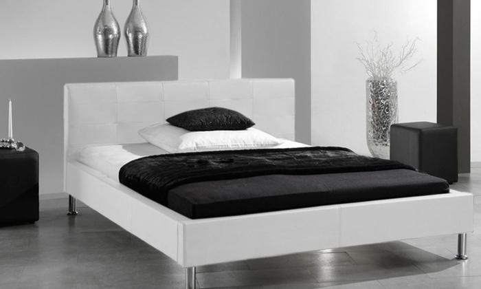 estructuras de cama de dise o groupon goods