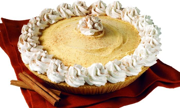 Marble Slab Creamery - Waterdown: Ice Cream Pies, Ice Cream or Frozen Yogurt Cones, or Half-Litres at Marble Slab Creamery (Up to 52% Off)
