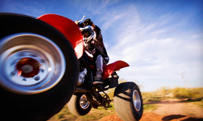 Sedona ATV Rentals & Off Road Adventures - Sedona: Half-Day Self-Guided ATV Tour for One or Two at Sedona ATV Rentals & Off Road Adventures (Up to 52% Off)