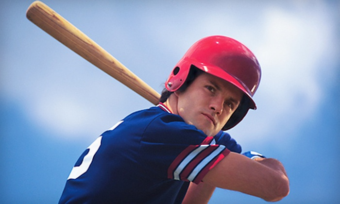CBA Baseball Academy - Burbank: One or Three Private Hitting Lessons at CBA Baseball Academy (Up to 61% Off)