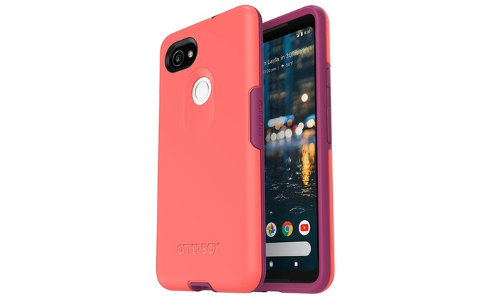 best website 23b0b 0f140 Otterbox Symmetry Series Summer Melon Case for Google Pixel 2 XL