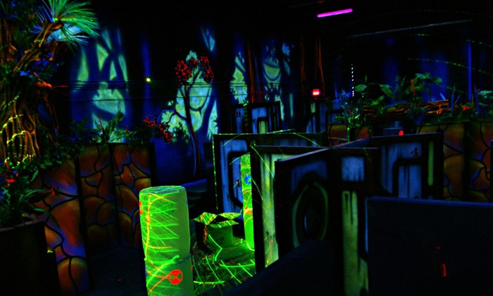 Laser Tag For Two Four Or Six Laserland Amp Adventure