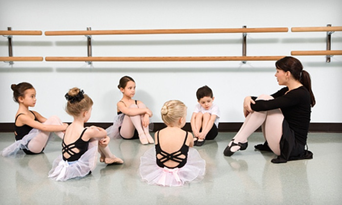 The Chicago Ballet Center - Logan Square: Dance Classes for Toddlers and Kids at The Chicago Ballet Center (50% Off). Four Options Available.