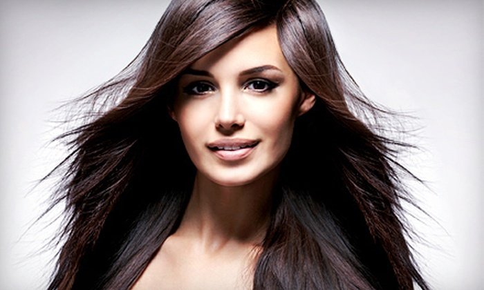 Fringe Hair Salon - Ocean Park: Haircut with Deep Conditioning, Blowouts, and Optional Highlights at Fringe Hair Salon (Up to 63% Off)