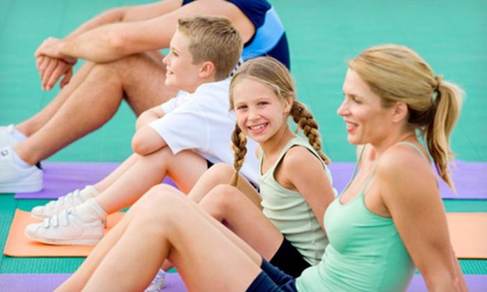 CrossFit 915 - Borderland: Adult OnRamp CrossFit Program or Kids' Two-Week CrossFit Camp at CrossFit 915 (Up to 61% Off)