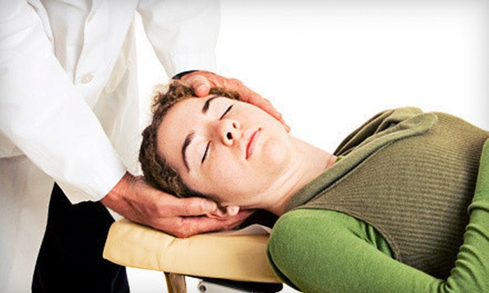 Morea Chiropractic Wellness Center - Fruitport: $49 for a Four-Visit Chiropractic Treatment Package at Morea Chiropractic Wellness Center in Fruitport ($381 Value)