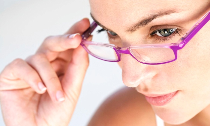 Optical Experts - Multiple Locations: $39 for an Eye Care Package Including Eye Exam, Prescription Lenses, and Frames at Optical Experts ($200 Value)