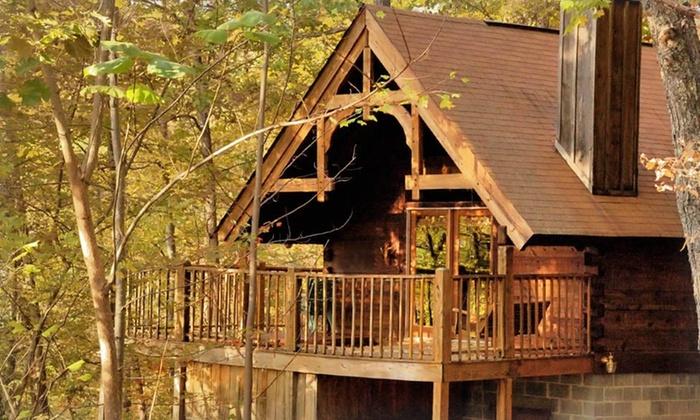 tn air rentals cabin cabins sevierville getaways mountain in deals ga groupon