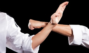 Shotokan Karate Academy: 10 or 16 Martial-Arts Classes with Initiation Fee and Uniform at Shotokan Karate Academy (Up to 86% Off)