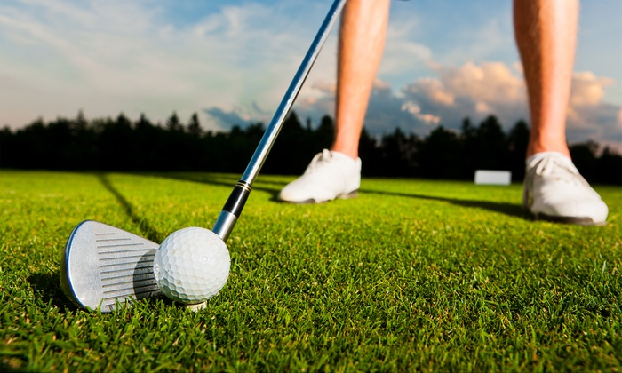 Scott Fossum Golf Schools - Stallings: 60-Minute Golf  Swing Lesson or 9-Hole Playing Lesson at Scott Fossum Golf Schools (Up to 53% Off)