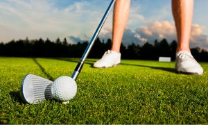 Scott Fossum Golf Schools: 60-Minute Golf  Swing Lesson or 9-Hole Playing Lesson at Scott Fossum Golf Schools (Up to 53% Off)
