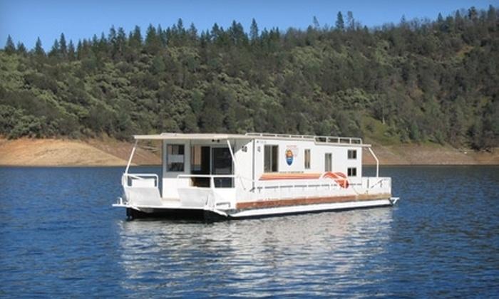 Silverthorn Resort - Bella Vista: Seven-Night Stay in Executive Houseboat on Shasta Lake from Silverthorn Resort in Redding ($2,990 Value)
