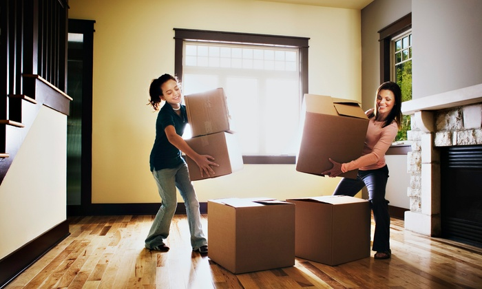 H-town Movers - Houston: 180 Minutes of Moving Services from H-Town Movers (45% Off)