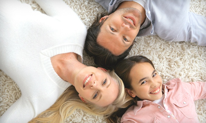 All Seasons Chem-Dry - Oxnard: Three or Four Rooms of Carpet Cleaning from All Seasons Chem-Dry (Up to 53% Off)