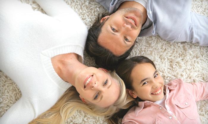 All Seasons Chem-Dry - Oxnard: Three or Four Rooms of Carpet Cleaning from All Seasons Chem-Dry (Up to 53% Off)