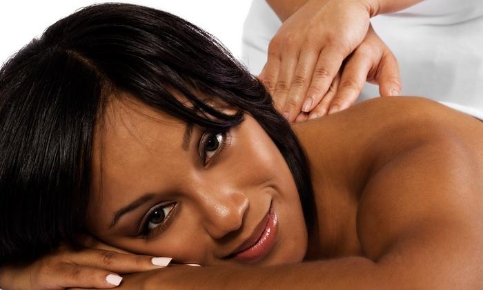 Acacia Spa - Acacia Spa: Deep-Tissue, Swedish, or Hot-Stone Massage with Optional Express Facial at Acacia Spa (Up to 65% Off)