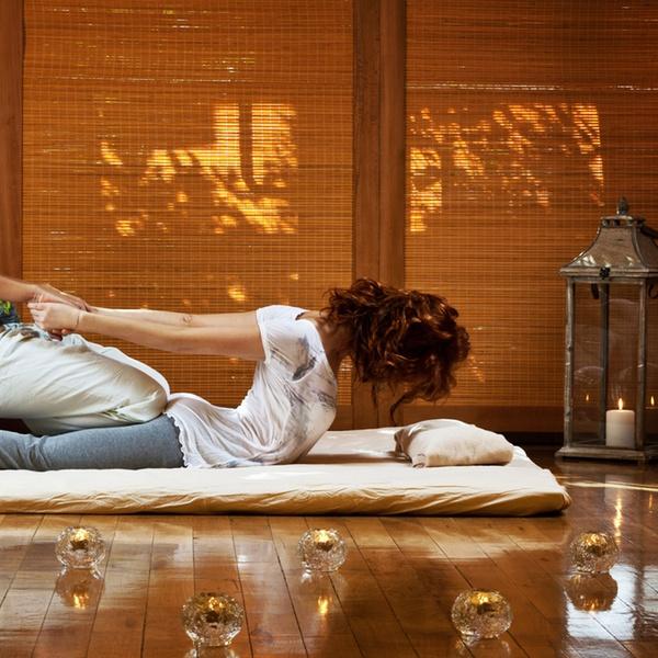 Massage Or Thai Massage Class Authentic Thai Massage Class Nyc Groupon