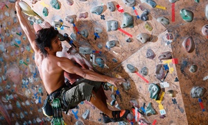 Crossfit Lawrence: $22 for Five Indoor Rock-Climbing Sessions at CrossFit Lawrence ($50 Value)
